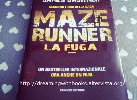 "Recensione – ""La fuga"", James Dashner"