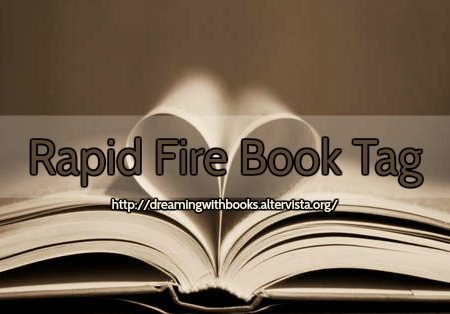 Gioco – Rapid Fire Book Tag