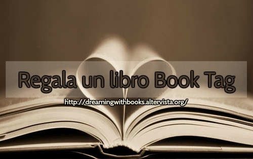 Gioco – Regala un libro Book Tag