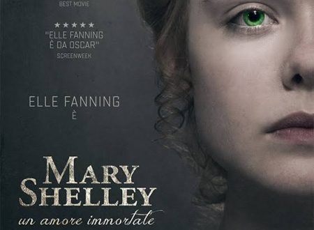 Recensione – Mary Shelley – Un amore immortale