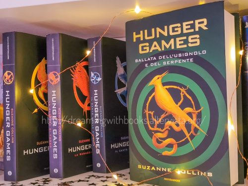 "Recensione – ""Hunger Games – Ballata dell'usignolo e del serpente"", Suzanne Collins"