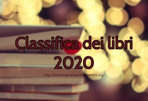 Classifica dei libri – 2020